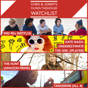 Chris & Jonny's Watch List 28.05.20