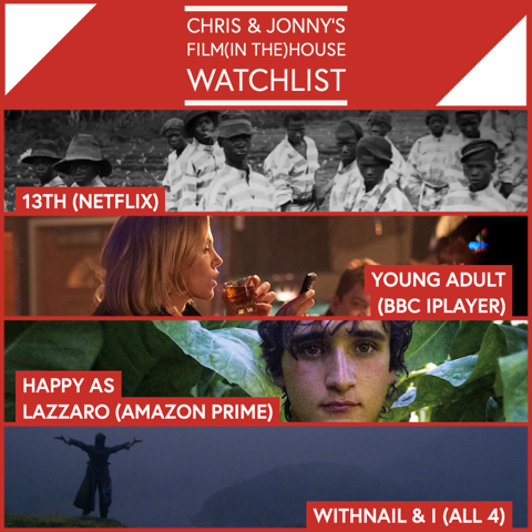 Chris & Jonny's Watch List (05.06.20)