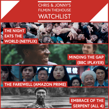 Chris & Jonny's Filmhouse Watch List 12.05.20