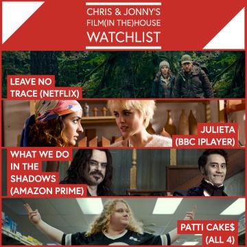Chris & Jonny's Filmhouse Watch List 19/06/20