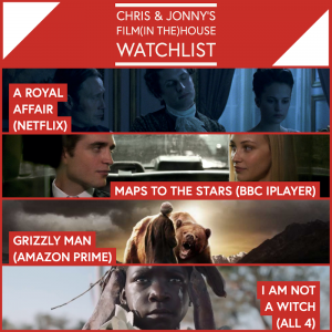 Chris & Jonny's Filmhouse Watch List 07/08/20