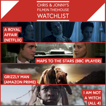 Chris & Jonny's Filmhouse Watch List 07/08/2020