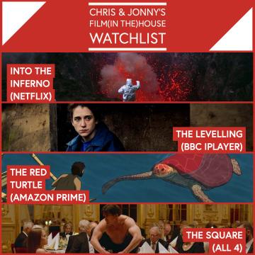 Chris & Jonny's Filmhouse Watch List 28/08/2020