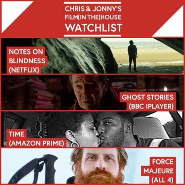 Chris & Jonny's Filmhouse Watch List 23/10/2020
