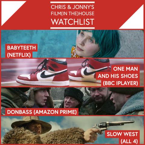 Chris & Jonny's Filmhouse Watch List – 08.01.21