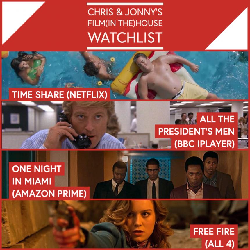 Chris & Jonny's Filmhouse Watch List – 29.01.21