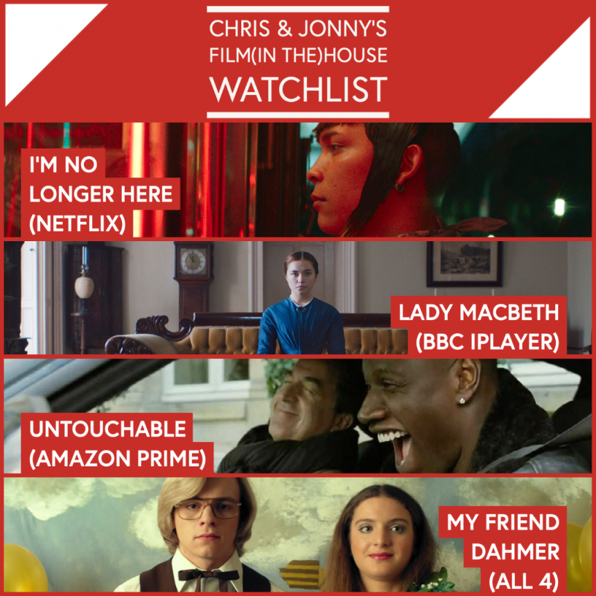 Chris & Jonny's Filmhouse Watch List – 19.02.21