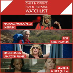 Chris & Jonny's Filmhouse Watch List – 05.03.21