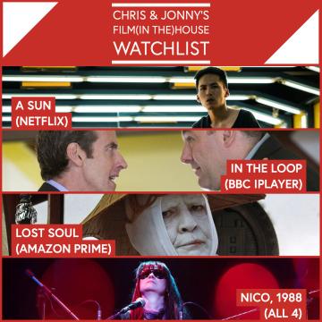 Chris & Jonny's Filmhouse Watch List – 12.03.21