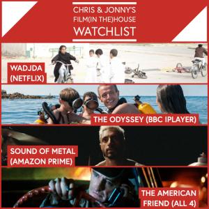 Chris & Jonny's Filmhouse Watch List – 16.04.21