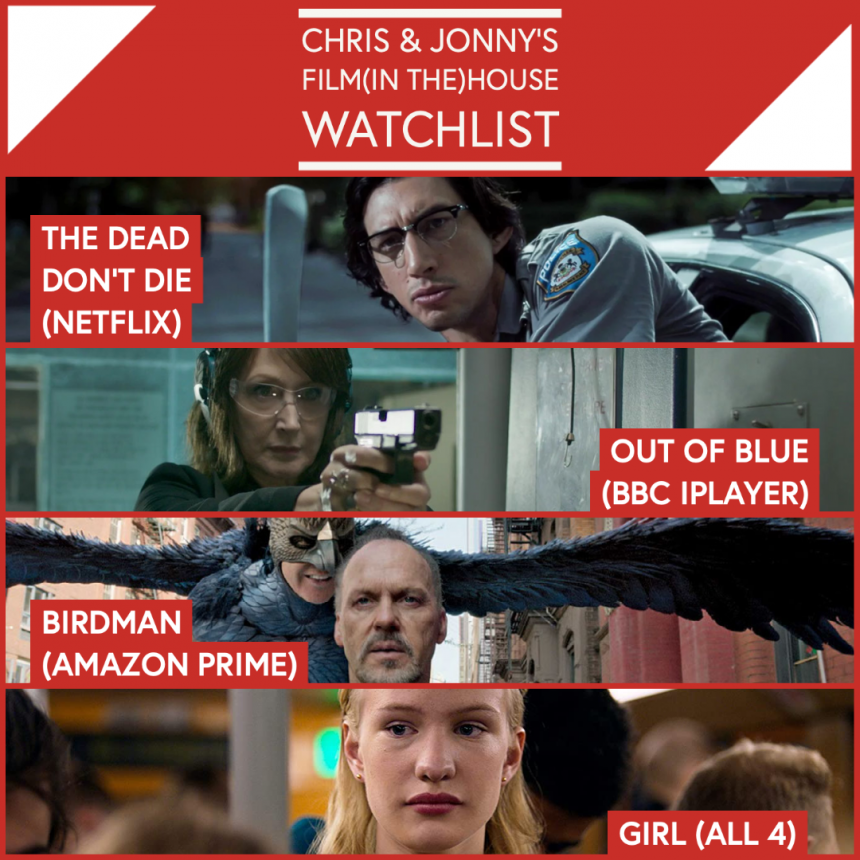 Chris & Jonny's Filmhouse Watch List – 25.06.21