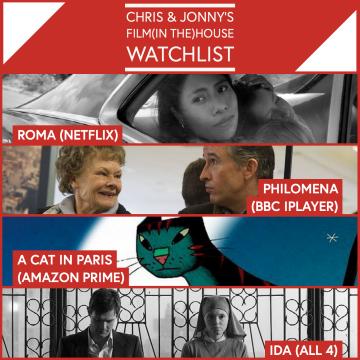 Chris & Jonny's Filmhouse Watch List – 21.05.21